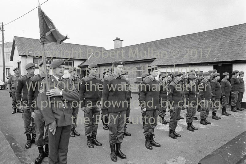 FCA members Wicklow - 1980s/90s