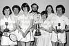 Badminton winners.  Early 1980s