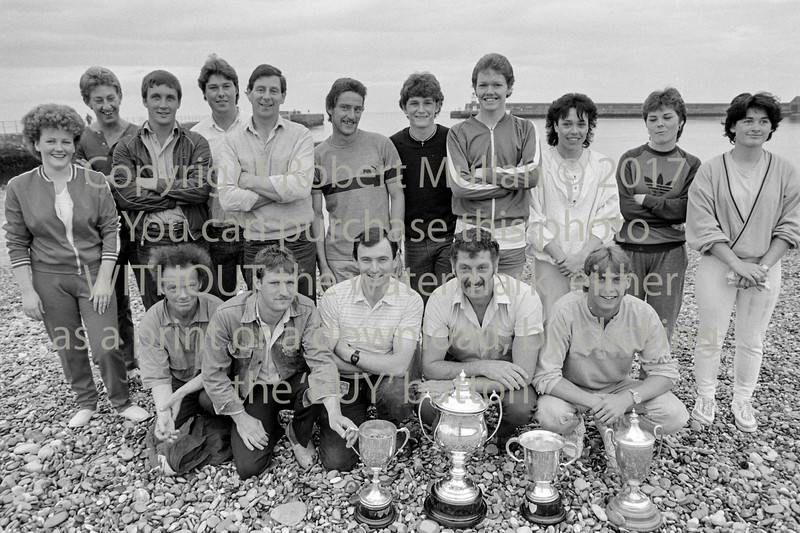 Wicklow rowers - 1980s/90s
