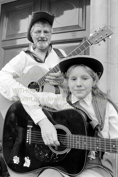Joe and Luan Parle - 1980s/90s