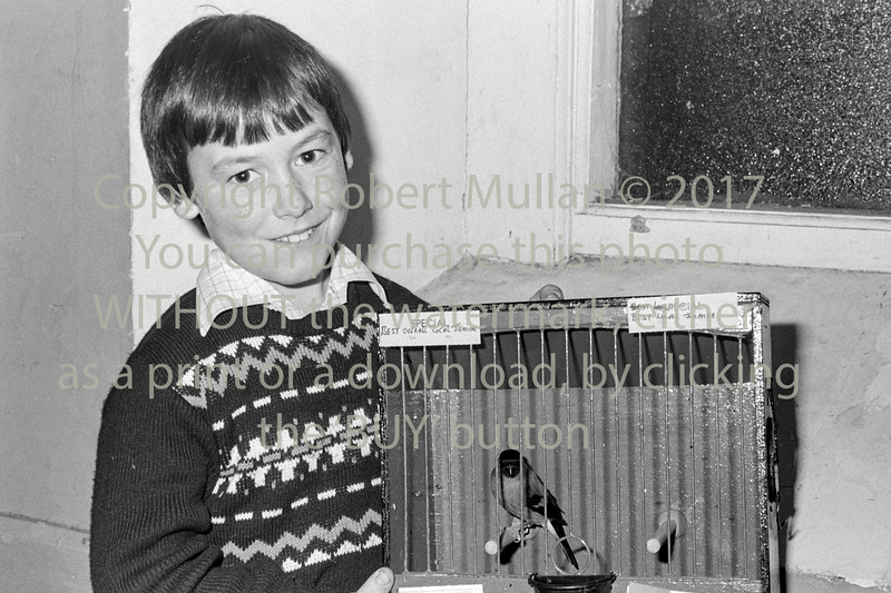 At Wicklow Cage Bird's Annual Show - 1980s/90s