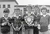 Wicklow Schoolboy winners.  Circa 1979