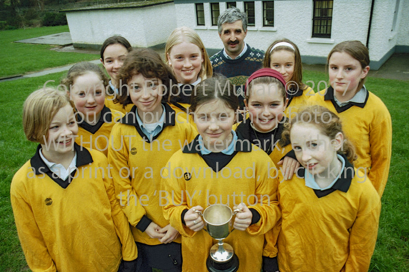 Ashford School team.  Circa 1990s