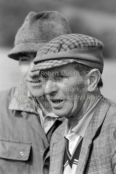 Sean Kavanagh, Roundwood at a ploughing match in Wicklow - 1980s/90s