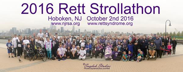 2016 Rett Strollathon NJ