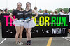 Rett volunteers and Color Runners Bri and Mary Gabrielle