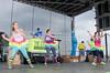 Pre Color Run Zumba fun!