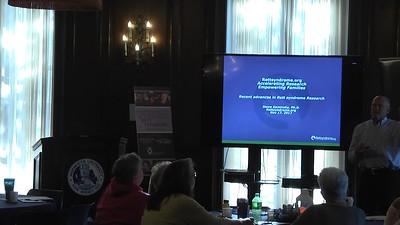 Rett Symposium MU NJRSA Steven Kaminsky, PhD - 1 of 3