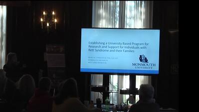Rett Symposium MU NJRSA  Patricia  A.  Remshifski,  PhD,  CCC-SLP