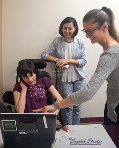 U.S.- Russia Rett syndrome cultural exchange at Monmouth University Rett Center August 16 - 18, 2018