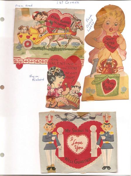 Betty Reynolds Valentines