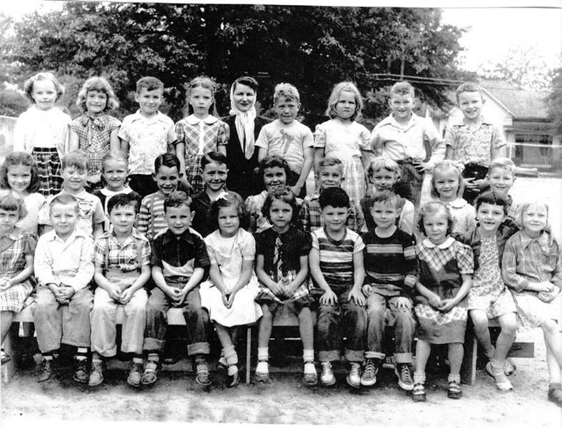 Retta Brown - 1st Grade - Mrs Martindill