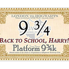Bitinsky, Liane - Back to School, Harry! #9 ¾  (174)