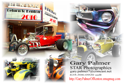 2010 Return to Renton Car Show