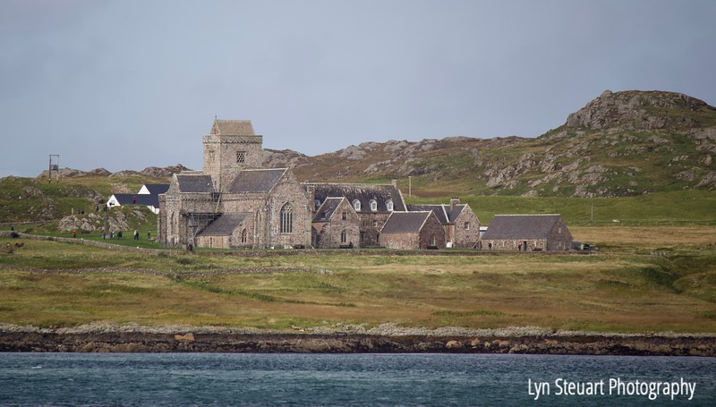 The Abbey at Iona