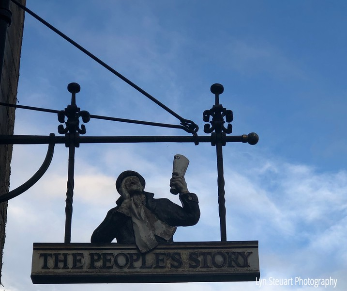 The People's story Museum gives unique insight into Edinburgh's working class from the 18th - late 20th century.  Located on the Royal Mile