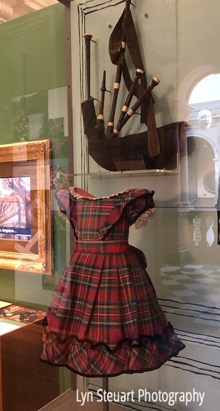 Display at the Kelvingrove Museum