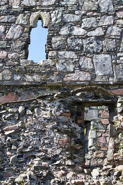 Ruins of the Nunnery at the Iona Abbey