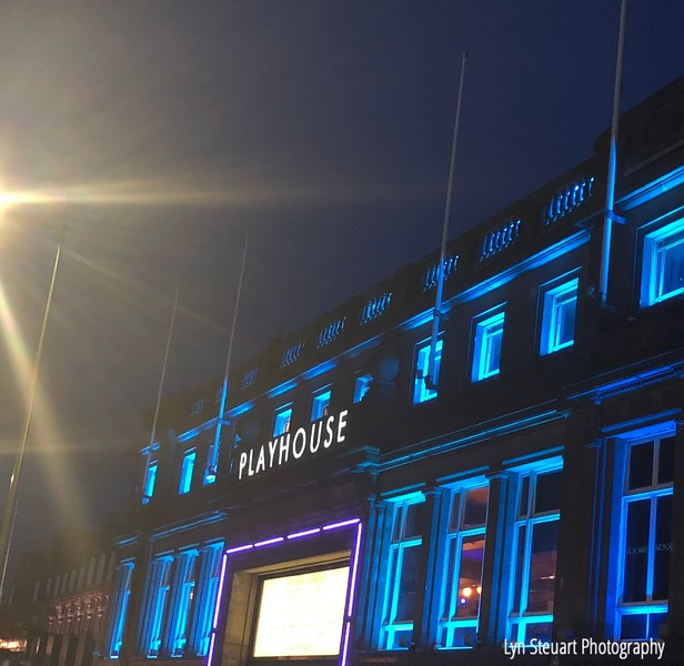 The Playhouse Movie Theatre in Edinburgh