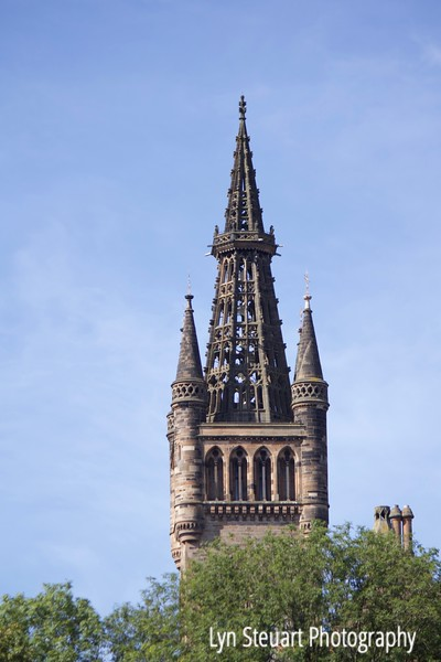 University of Glasgow Bell Tower