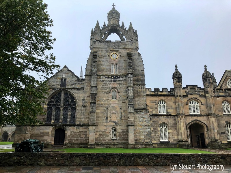 King's College Chapel, University of Aberdeen, Old Aberdeen