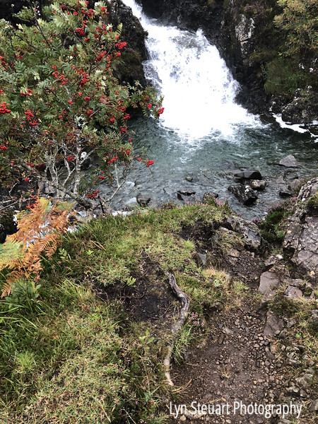 Fairy Pool on the Isle of Skye