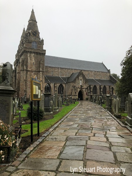St Machar's Cathedral, Aberdeen, Scotland