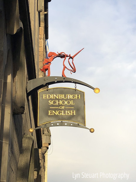 One of the UK's leading English language schools located on the Royal Mile, Edinburgh