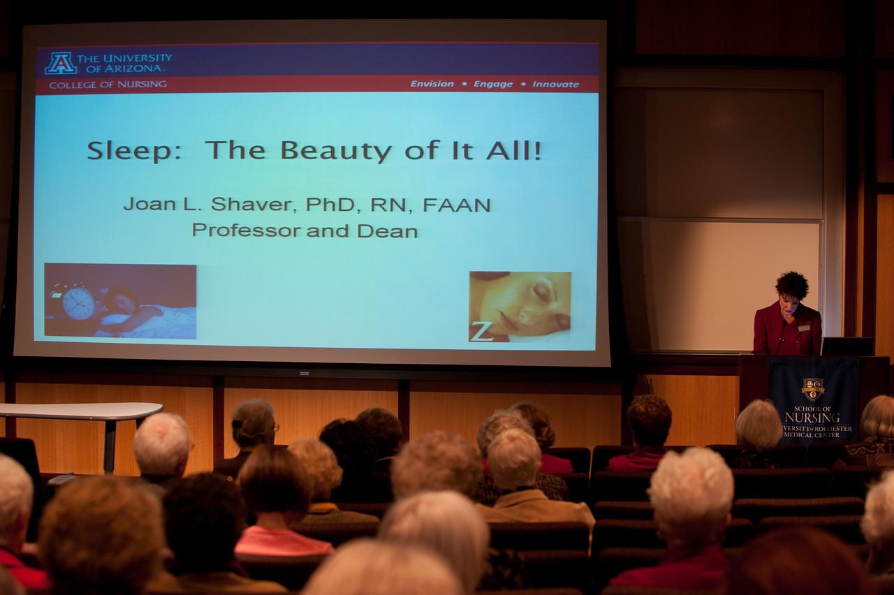 School of Nursing Clare Dennison Lecture