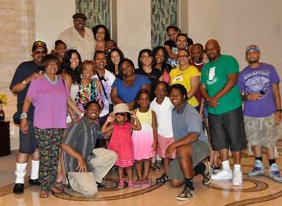 Reunion 2013 Beasley Family