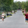 Reunion participants run the Memorial 5K starting in front of Commons on Saturday morning June 11 2016.