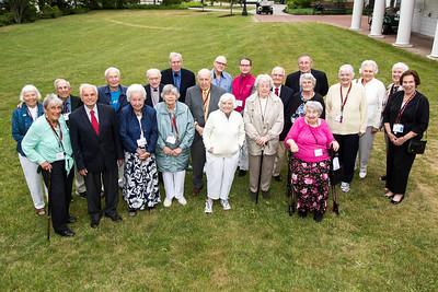 Reunion 2016 Class Photos