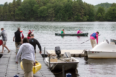 Reunion 2016 Paddle on the Androscoggin