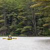The Bates Outing Club teams up with the Class of 1976 to offer a canoeing and kayaking session on the Gulf Island Pond section of the Androscoggin River near the Bates Boathouse on Saturday June 11 2016.