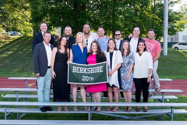 Reunion Weekend 2015 Class Photos