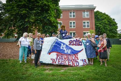 Reunion Weekend 2018