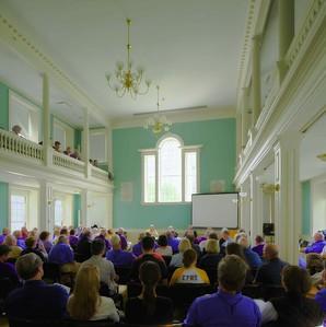 Reunion 2012 Frats Seminar