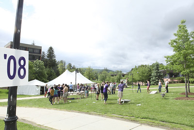 Reunion 2013 Class Tents
