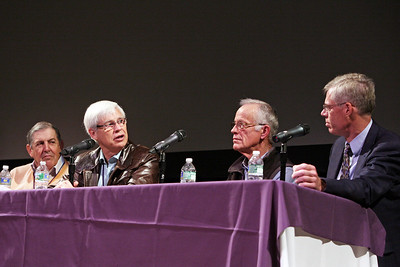 2014 Williams 50th Panel Discussion