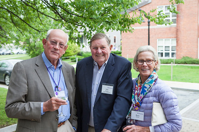 2016 Class of '66 Alumni Reception & Dinner