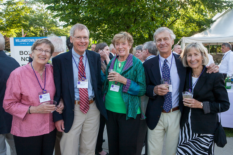 2017 Alumni Reunion Class of '67 Reception 6.09