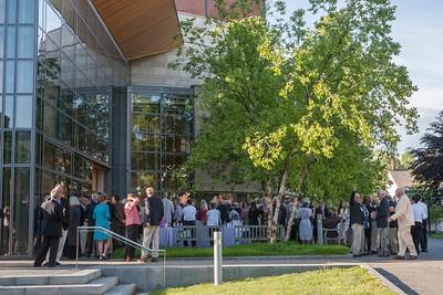 2017 Alumni Reunion Class of '67 Reception 6.09