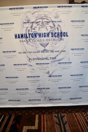 Hamilton High School Mass Reunion 2018