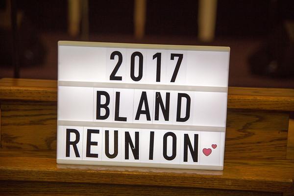 Bland 2017 Reunion