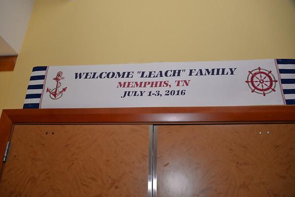 Leach Family Reunion