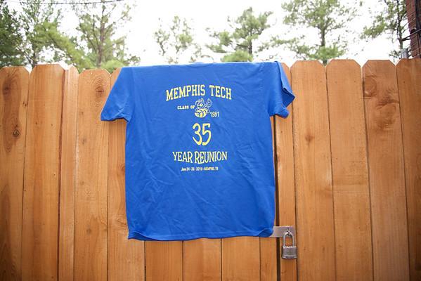 Memphis Tech Class of '81 35th Reunion