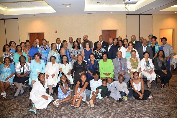 Nancy Williams Family Reunion