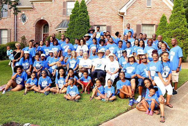 Parham Family Reunion 2016