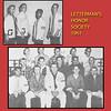 LETTERMAN'S HONOR SOCIETY