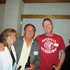 Sue Breitweiser and husband Eric Ostermeier, and me